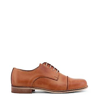 Made in Italia Original Women All Year Lace Up - Brown Color 30913