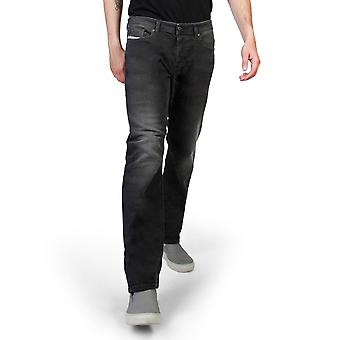 Diesel Original Men All Year Jeans - Black Color 31822