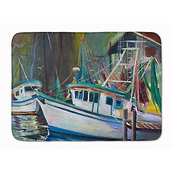 Joe Patti Shrimp Boat Machine Washable Memory Foam Mat