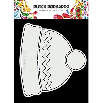 Dutch Doobadoo Card Art A5 Winter Hat 470.713.748