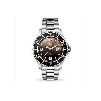 Ice Watch Watch Unisex ICE steel Black sunset silver Medium 016768