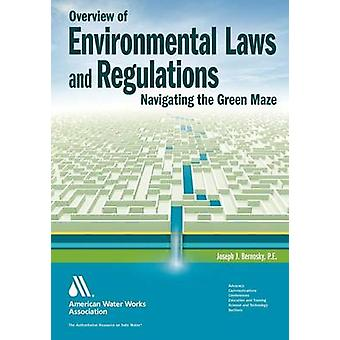 Overview of Environmental Laws and Regulations Navigating the Green Maze by Bernosky & Joseph J.