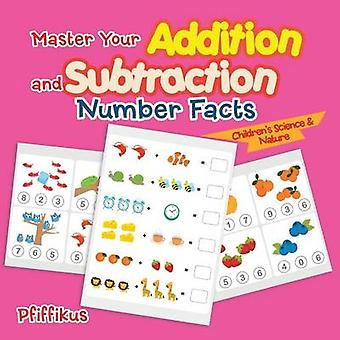 Master Your Addition and Subtraction Number Facts   Childrens Science  Nature by Pfiffikus