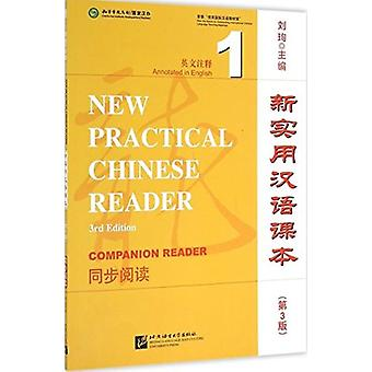 New Practical Chinese Reader vol.1 - Textbook Companion Reader by Xun