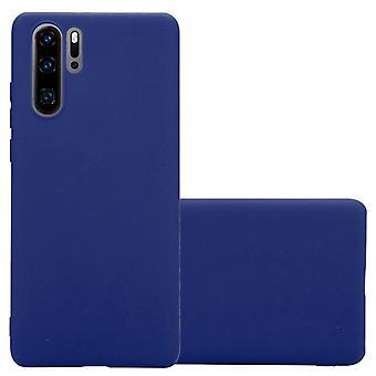Caso Cadorabo para tampa da caixa do Huawei P30 PRO - caixa de telefone móvel feita de silicone TPU flexível - capa protetora de silicone Ultra Slim Soft Back Cover Case Bumper