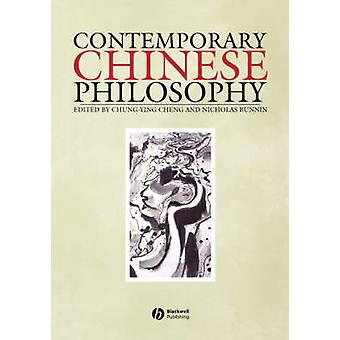 Contemporary Chinese Philosophy by Cheng