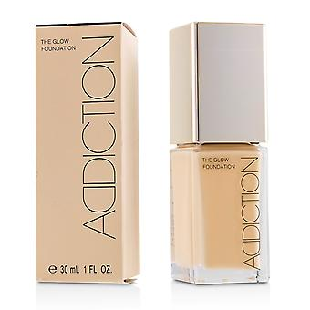 The glow foundation spf 20 # 005 (nude ivory) 227390 30ml/1oz