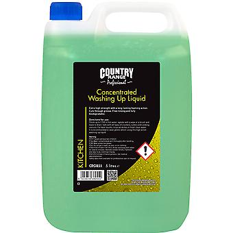 Country Range Concentrated Washing Up Liquid