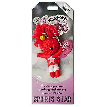 Watchover Voodoo Dolls Watchover Voodoo Sports Star