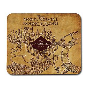 هاري بوتر مارودر & أبوس؛s خريطة Mousepad