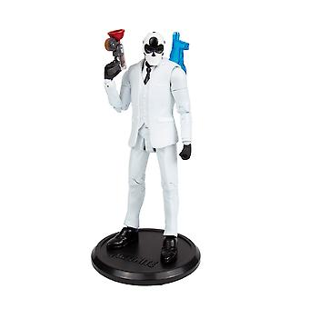 Wild Card Black Poseable Figure from Fortnite