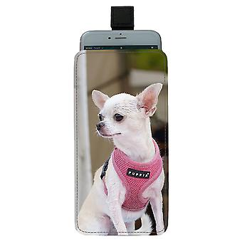 Chihuahua Universal Mobile Bag