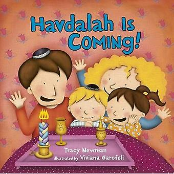 Havdalah is Coming by Tracy Newman - 9781541521636 Book