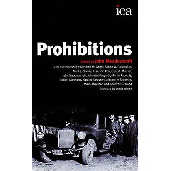 Prohibitions by John Meadowcroft - 9780255365857 Book