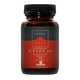 Terranova Green pH Alkaline Super-Blend Pulver 40g (T2329)