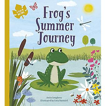 Frog's Summer Journey by Anita Loughrey - 9780711250772 Book