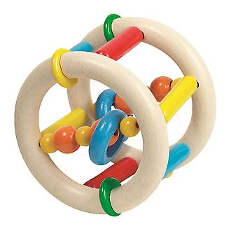Heimess Touch Ring Rattle Elastic Roller