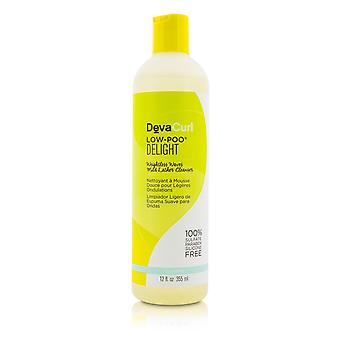 Low poo delight (weightless waves mild lather cleanser for wavy hair) 207145 355ml/12oz