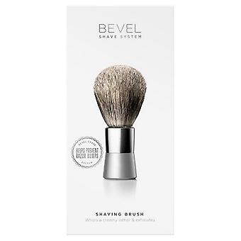 Brocha de afeitar de sistema de afeitado de bisel