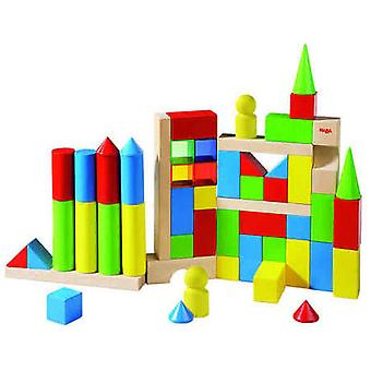 HABA - color bloques 54pc 3551