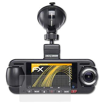 atFoliX Pellicola Vetro compatibile con Nextbase DUO HD 9H Armatura di protezione