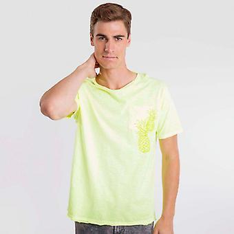 Giallo entrambe le T-Shirt