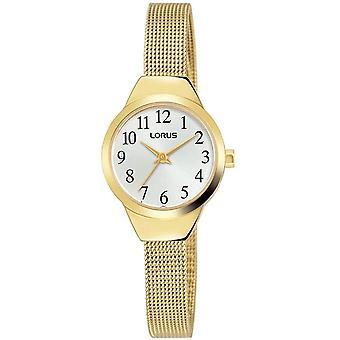 Lorus RG222PX-9 Gold Tone Mesh Wristwatch