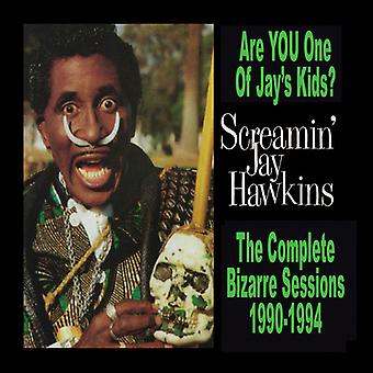 Hawkins*Screamin Jay - Are You One of Jay's Kids? [CD] USA import