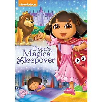 Dora the Explorer: Dora's Magical Sleepover [DVD] USA import