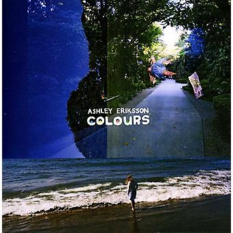 Ashley Eriksson - Colours [CD] USA import