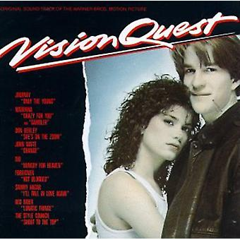 Various Artists - Vision Quest [CD] USA import