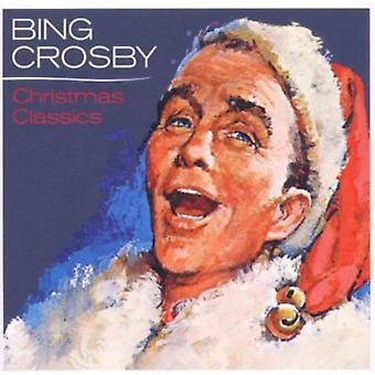 Bing Crosby - importazione USA Christmas Classics [CD]