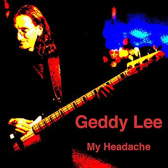 Geddy Lee - My Headache (the Solo Interview) [CD] USA import