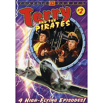 Terry & the Pirates - Terry & the Pirates: Vol. 2 [DVD] USA import