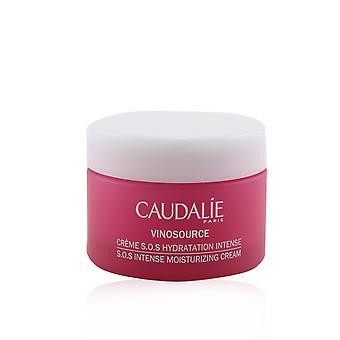 Creme hidratante intenso Vinosource s.o.s para pele normal a seca 245507 50ml/1.6oz