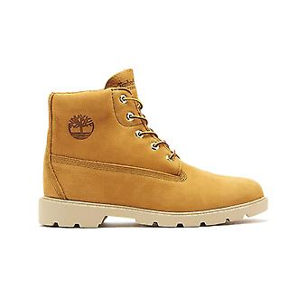 Timberland 1973 Newman 6 Inch Junior Wheat Yellow Boots
