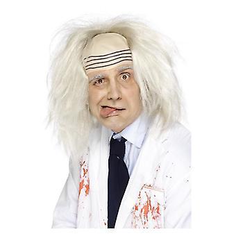 Hombre loco peluca disfraces accesorios