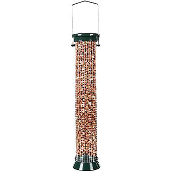 Cj Defender - Metal Peanut Feeder - Green - Medium (35cm)