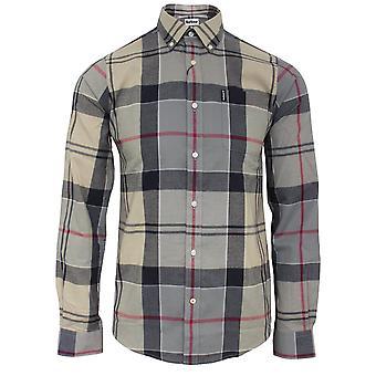 Barbour men's dress tartan shirt