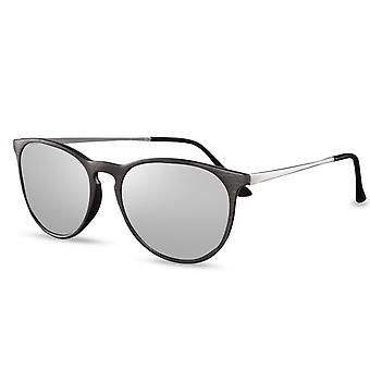 نظارات شمسية للرجال البيضاوي Cat.3 رمادي (CWI1539)