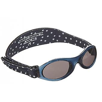 Sunglasses Junior dark blue stars 0-2 years