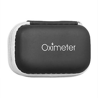 Portable Digital Fingertip Pulse Oximeter Blood Oxygen Care (nessuna batteria)