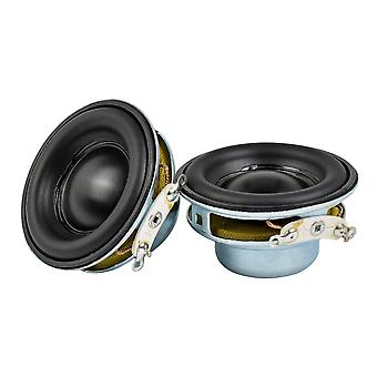 2pcs 5w 40mm Mini Audio Portable - Magnetic Loudspeaker