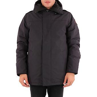 Canada Goose Cg5817m3567 Men's Blue Polyester Outerwear Jacket