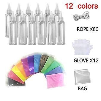 Non-toxic Diy Fashion Dye Kit - Tie Dye Kit Cotton Linen, Clothing Dyes
