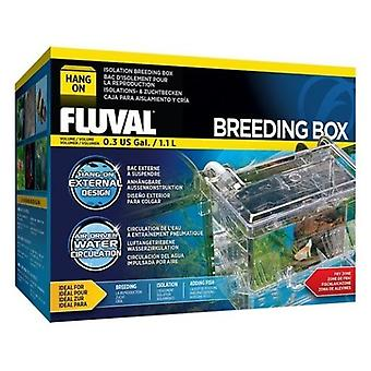 Fluval MARINA BREEDING BOX 1,2 l (Fish , Aquarium Accessories , Breeding Crates)