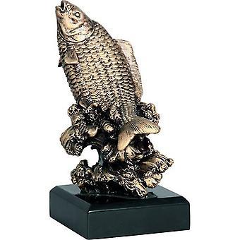 Estatueta de elenco - Peixe - Carpa Rfst2028C / Br