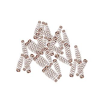 Copper Jack Wire Spring For Upright Piano Repair Part Replacement Pack of 90