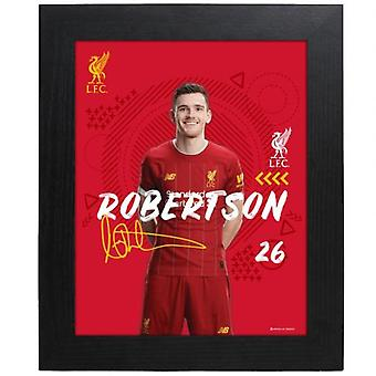 Liverpool Picture Robertson 10 x 8