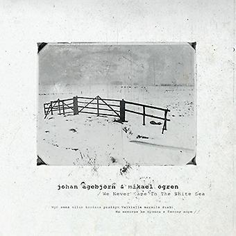 Agebjorn, Johan / Ogren, Mikael - We Never Came to the White Sea [CD] USA import